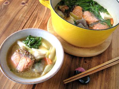 石狩 鍋 レシピ 人気